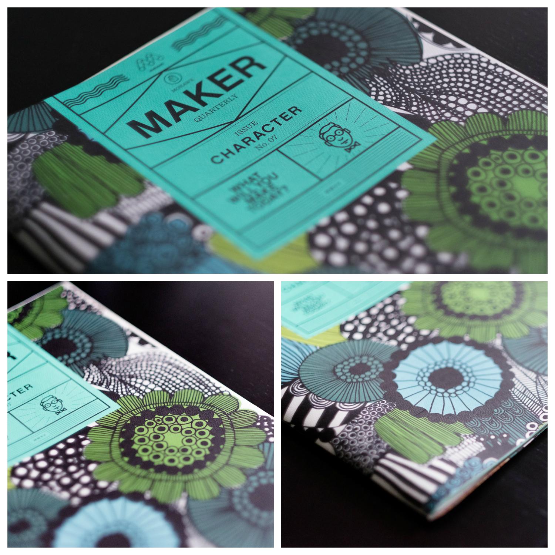 maker-quarterly