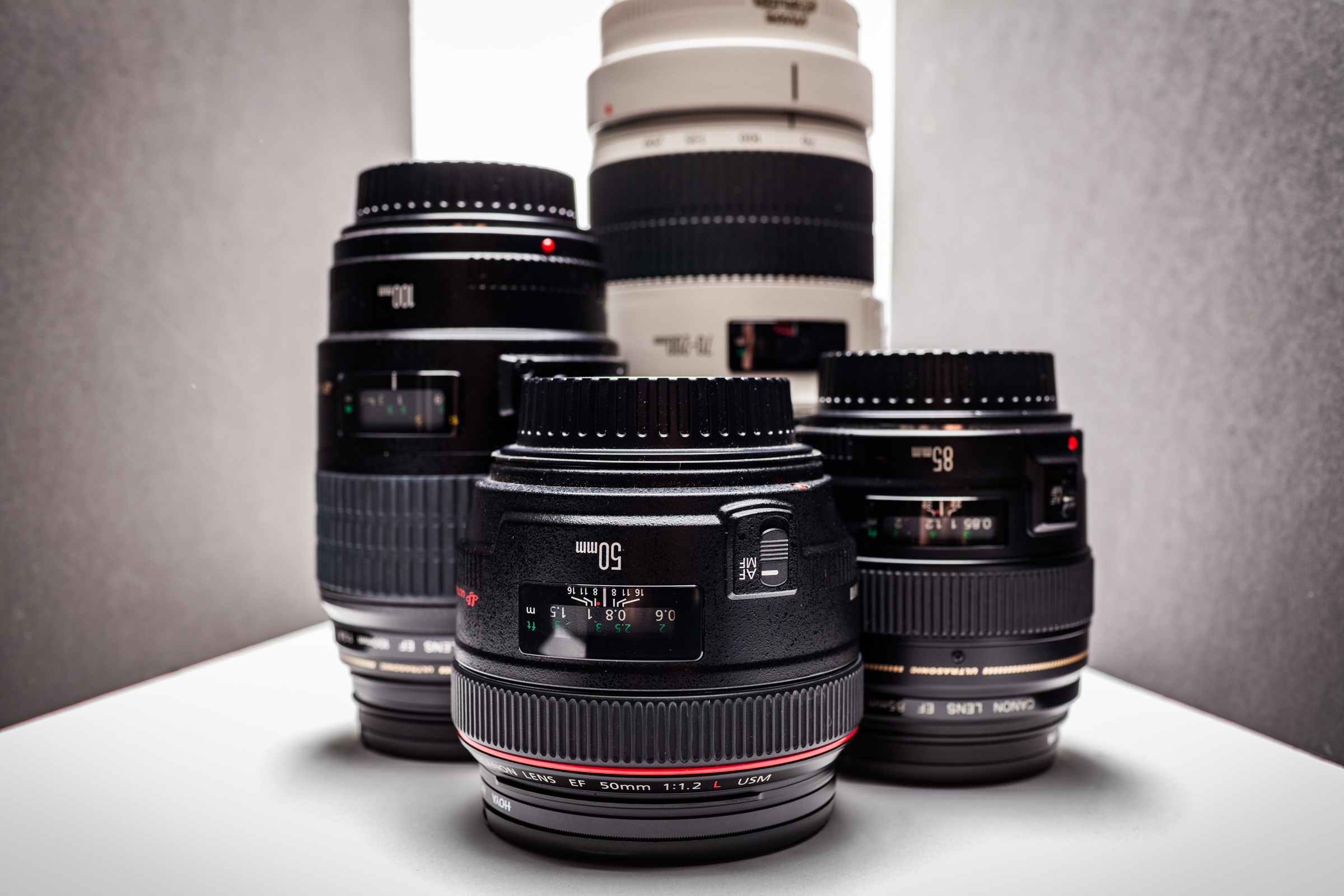 Investing in lenses should be a no brainer