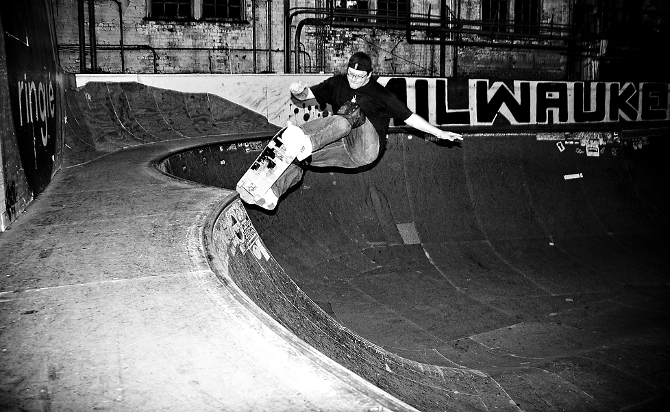 I had one obsession as a kid … to master my skateboard. It took me places I never dreamed imaginable, and in turn taught me that practice, style, and raw determination are fundamental to being successful.