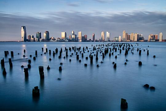 Jersey City Dawn